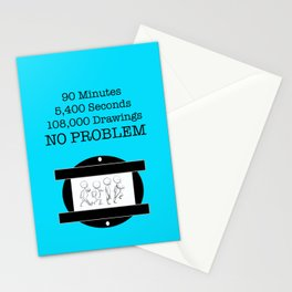 The Animators Challenge Stationery Cards