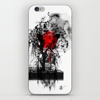 japan iPhone & iPod Skins featuring Japan by Annabelle Vauvrecy