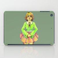 chihiro iPad Cases featuring Chihiro by Mottinthepot