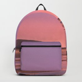 Pink Sunset Backpack