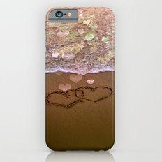 Love vs Letting Go Slim Case iPhone 6s