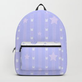 Kawaii Blue Backpack
