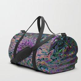 Glass Blob Duffle Bag
