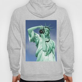 Say cheese for Liberty! Hoody