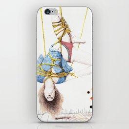 Shibari iPhone Skin