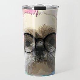 shizhu Dog 4 Travel Mug