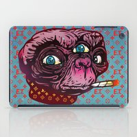 et iPad Cases featuring ET Mofo by Beery Method