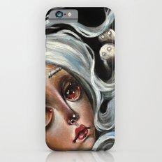 White Spirits :: Pop Surrealism Painting iPhone 6s Slim Case