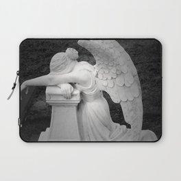 crying angel Laptop Sleeve