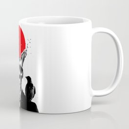 SPLASH SKULL Coffee Mug