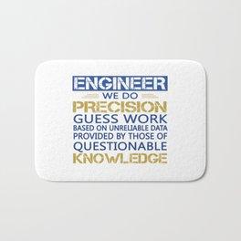 Engineer Bath Mat
