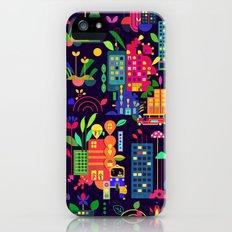 In The City Slim Case iPhone (5, 5s)