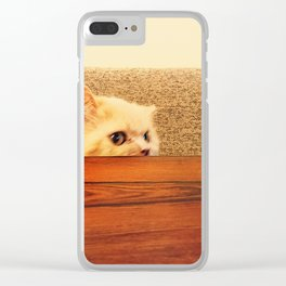 Soft and Warm Clear iPhone Case