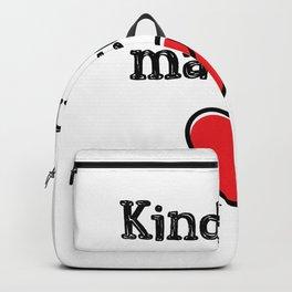 Kindness Teacher Gift Backpack
