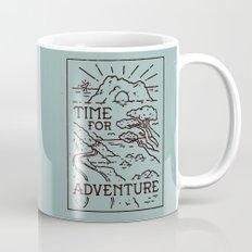 Time For Adventure Mug