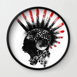 cyberpunk Wall Clock