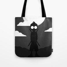 Moon Picker Tote Bag