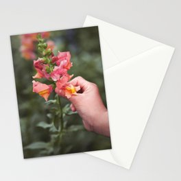 Mother of Snap Dragons Stationery Cards