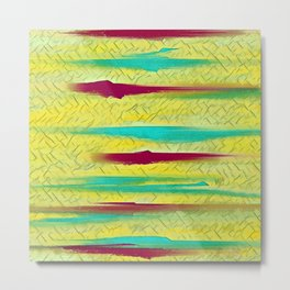 Abstract 804 Metal Print