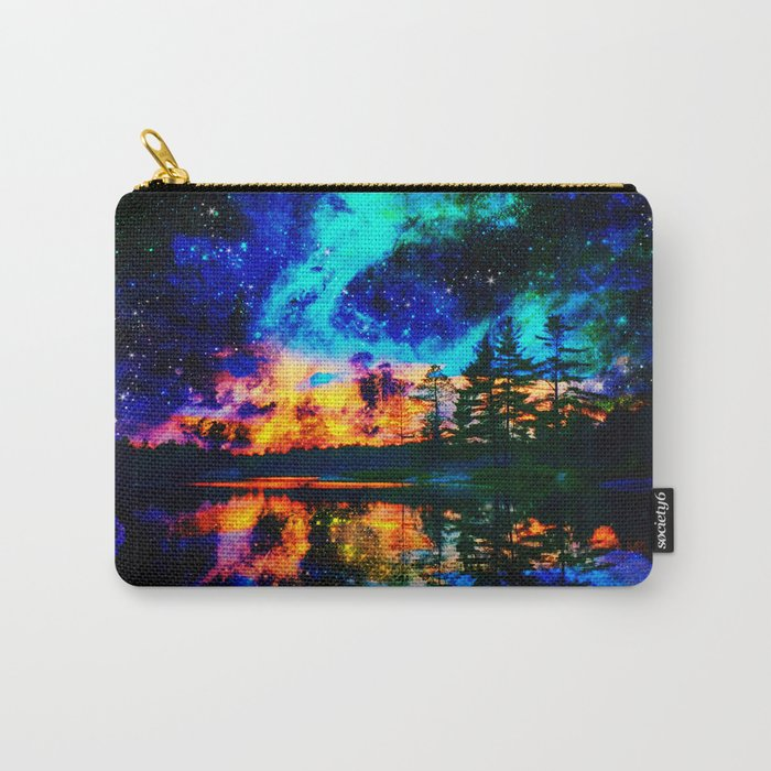 magical Lake Carry-All Pouch