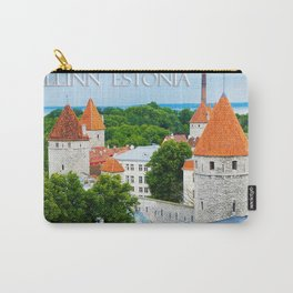 Kiek in de Kok Towers - Tellinn Estonia Carry-All Pouch