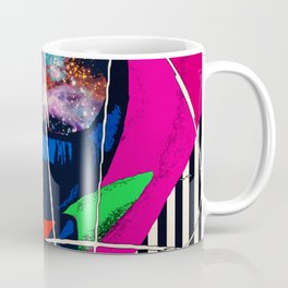 Cosmic Girl Coffee Mug
