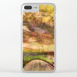 Le passage Clear iPhone Case
