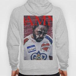 Kendrick Lamar - DAMN. Alternate Album Artwork Cover Hoody