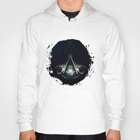 assassins creed Hoodies featuring Assassins Creed by albert Junior