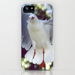 Peggy Gull iPhone Case