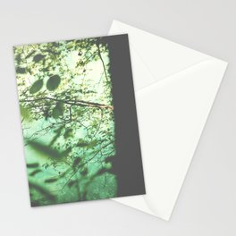 Green Softness No5 Stationery Cards
