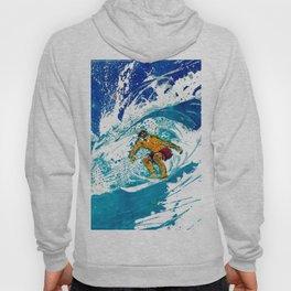 Australian Surfer         by Kay Lipton Hoody