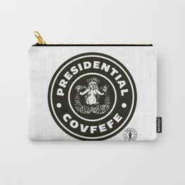 Presidential Covfefe Carry-All Pouch