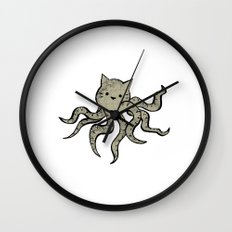 minima - octopuss Wall Clock