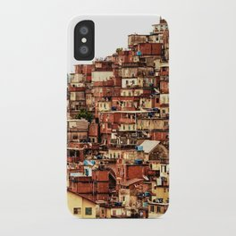 Cantagalo iPhone Case