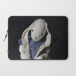 Sad Rabbit Laptop Sleeve
