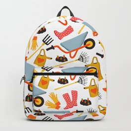 Gardening Tools Backpack