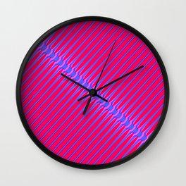 glutch #6 Wall Clock