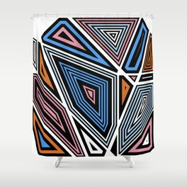 Find Your Wayy Eh Eh Eh Shower Curtain