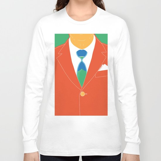 Time Goes By... Long Sleeve T-shirt