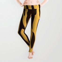 Animal Print Pattern – Tiger 1 Leggings