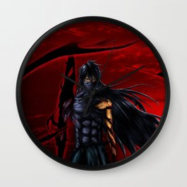 final getsuga tenshou Wall Clock