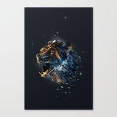 Manimals - Ursa Canvas Print