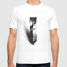 Weapon of Mass Creation Mens Fitted Tee White MEDIUM