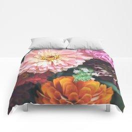 Buy Me Flowers Comforters