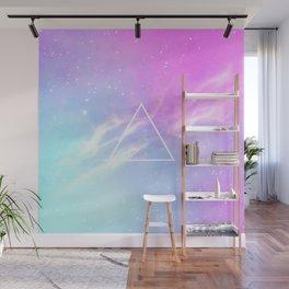 Pastel Galaxy Wall Mural