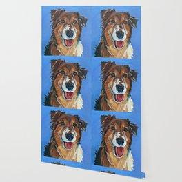 Myles the Dog Wallpaper