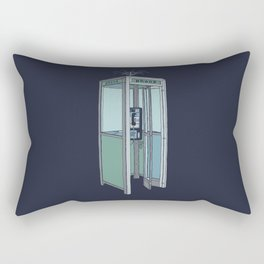 San Dimas Telecoms Rectangular Pillow