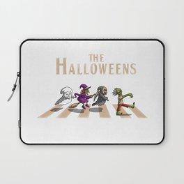 halloween street Laptop Sleeve