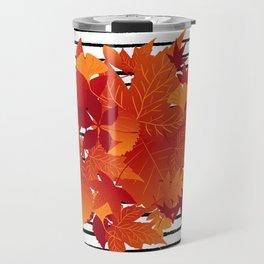 Autumn came Travel Mug